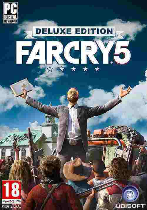 Far Cry 5 Deluxe Edition Key kaufen