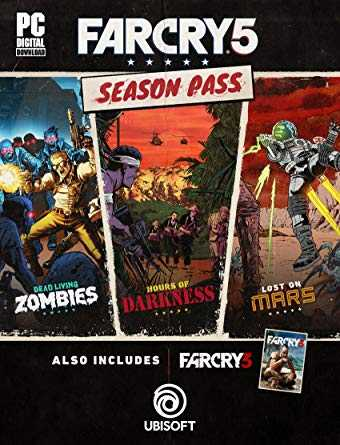 Far Cry 5 Season Pass Key kaufen