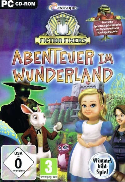 Fiction Fixers - Adventures in Wonderland Key kaufen und Download