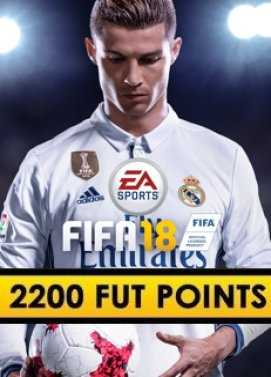 FIFA 18 - 2200 FUT Points Key kaufen für EA Origin Download