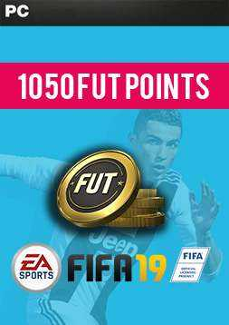FIFA 19 1050 FUT Points Key kaufen