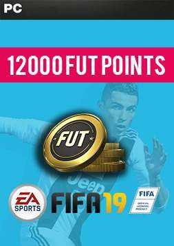 FIFA 19 12000 FUT Points Key kaufen