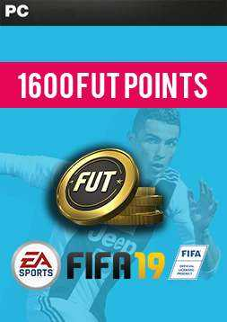 FIFA 19 1600 FUT Points Key kaufen