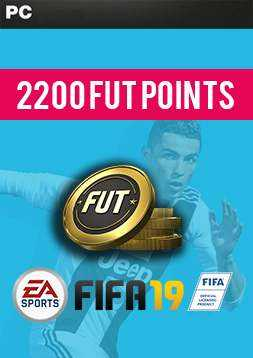 FIFA 19 2200 FUT Points Key kaufen