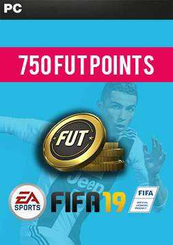 FIFA 19 750 FUT Points Key kaufen