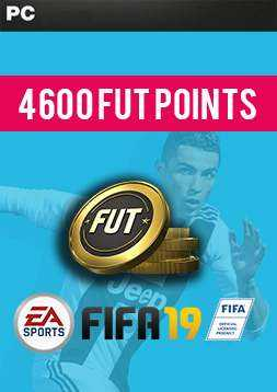 FIFA 19 4600 FUT Points Key kaufen