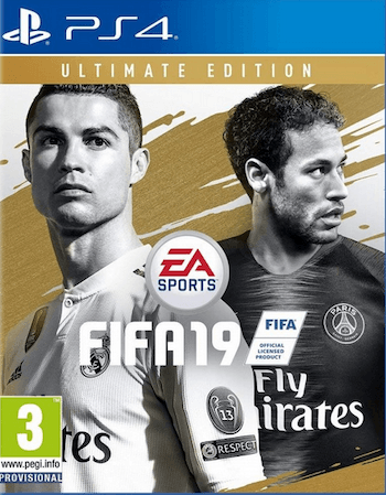FIFA 19 Ultimate Edition PS4 Download Code kaufen