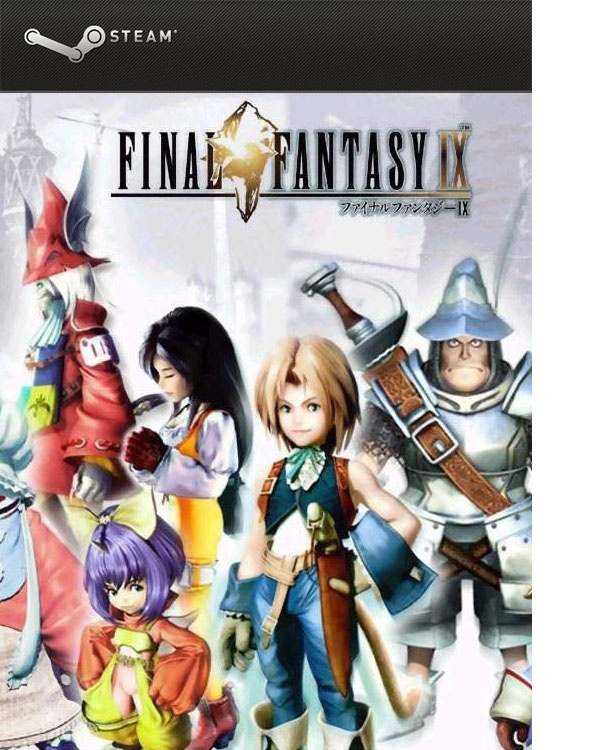 Final Fantasy IX Key kaufen für Steam Download