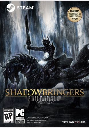 Final Fantasy XIV Shadowbringers Key