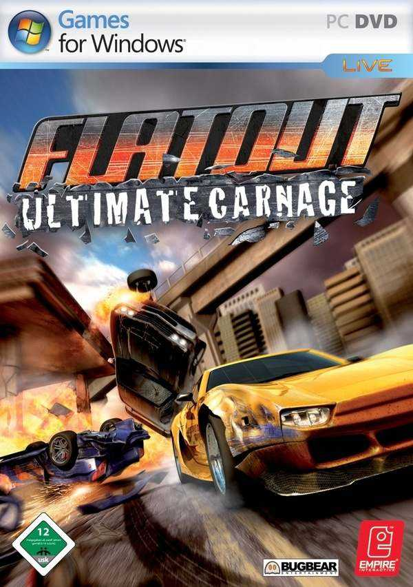 Flatout Ultimate Carnage Key kaufen und Download