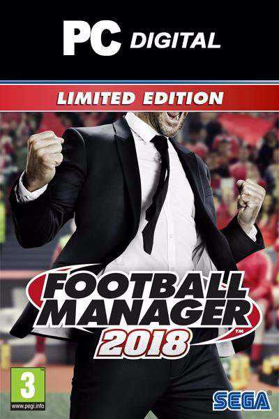 Football Manager 2018 Limited Edition Key kaufen