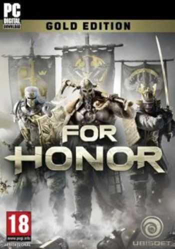 For Honor Gold Edition UPlay Key kaufen