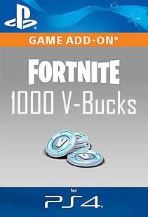 Fortnite 1000 V-Bucks kaufen - Playstation 4