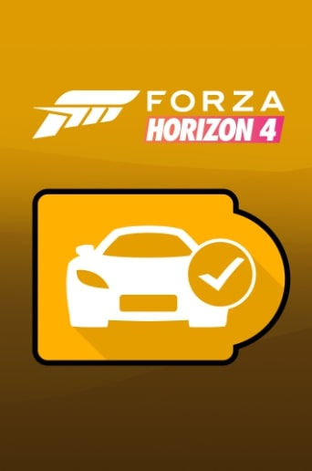 Forza Horizon 4 Car Pass Key kaufen