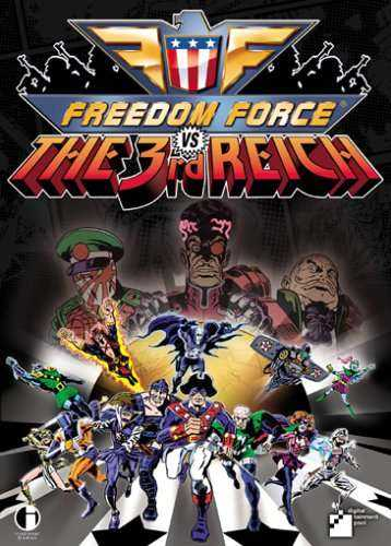 Freedom Force vs. the Third Reich Key kaufen für Steam Download