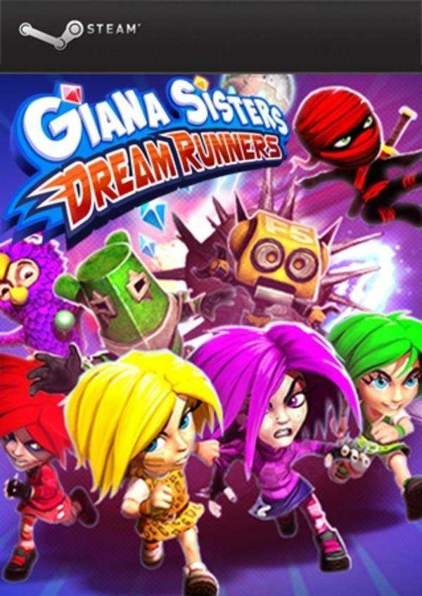 Giana Sisters - Dream Runners Key kaufen für Steam Download