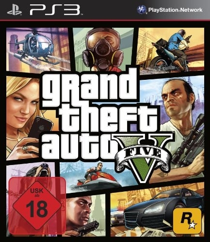 GTA V PS3 Download Code kaufen