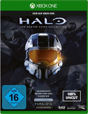 Halo The Master Chief Collection Key kaufen