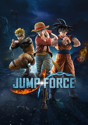 Jump Force Character Pass Key
