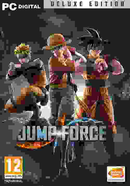 Jump Force - Deluxe Edition Key kaufen