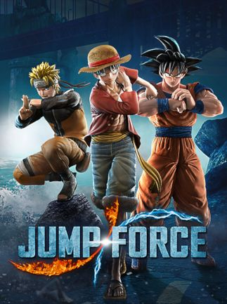 Jump Force Key kaufen