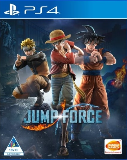 Jump Force PS4 Download Code kaufen