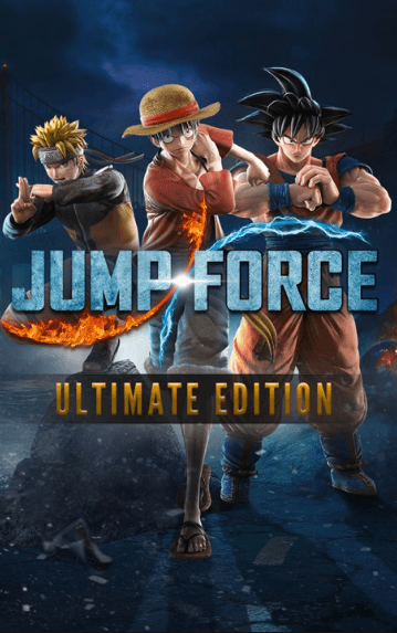 Jump Force - Ultimate Edition Key kaufen