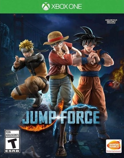 Jump Force XBox One Download Code kaufen