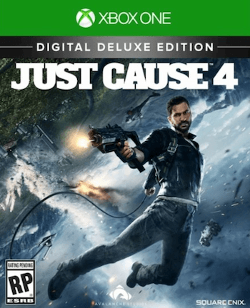 Just Cause 4 Deluxe Edition Xbox One Download Code kaufen