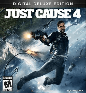 Just Cause 4 Digital Deluxe Edition Key kaufen