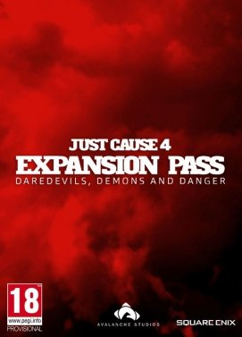 Just Cause 4 Expansion Pass Key kaufen