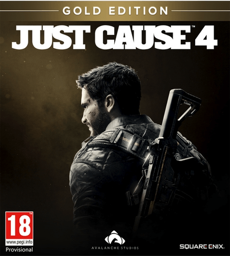 Just Cause 4 Gold Edition Key kaufen