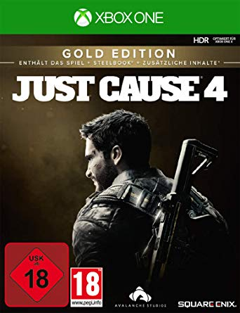 Just Cause 4 Gold Edition Xbox One Download Code kaufen
