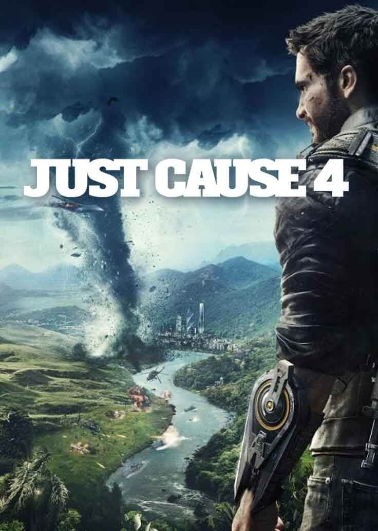 Just Cause 4 Key kaufen