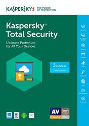 Kaspersky Total Security 2018 Download Code kaufen