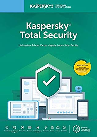 Kaspersky Total Security 2019 Download Code kaufen