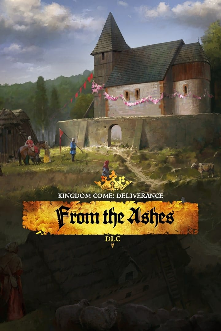 Kingdom Come Deliverance - From the Ashes DLC Key kaufen für Steam Download