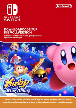 Kirby Star Allies Nintendo Switch Download Code kaufen