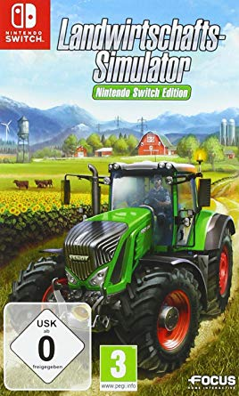 Landwirtschats-Simulator 2017 Nintendo Switch Download Code kaufen