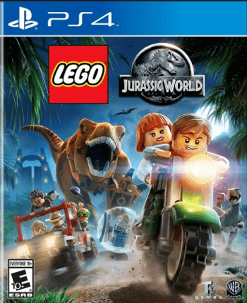 LEGO Jurassic World PS4 Download Code kaufen