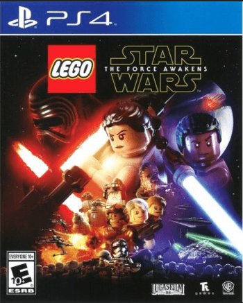 Lego Star War The Force Awakens PS4 Download Code kaufen