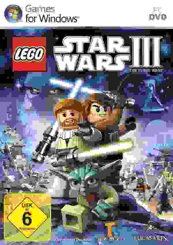 Lego Star Wars 3 - The Clone Wars Key kaufen für Steam Download