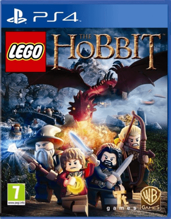 LEGO The Hobbit PS4 Download Code kaufen