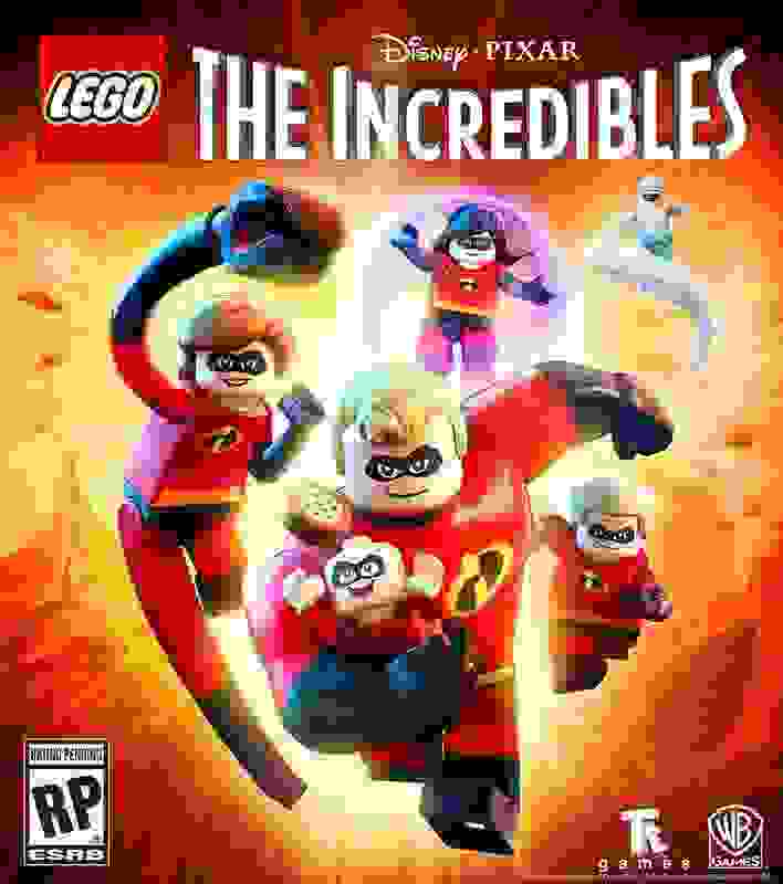 LEGO The Incredibles Key kaufen