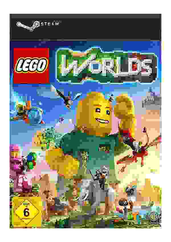 Lego Worlds Key kaufen für Steam Download