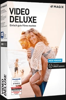 Magix Video Deluxe 2019 Code kaufen