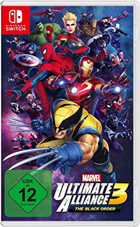 Marvel: Ultimate Alliance 3: The Black Order Nintendo Switch Code kaufen