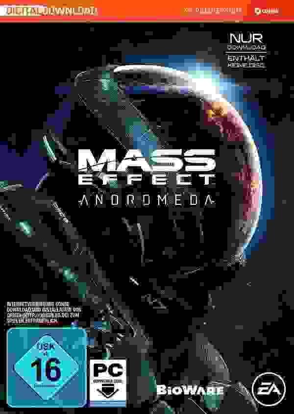 Mass Effect Andromeda Day One Edition Key kaufen für EA Origin Download