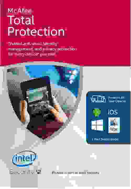 McAfee Total Protection Unlimited Edition Download Code kaufen