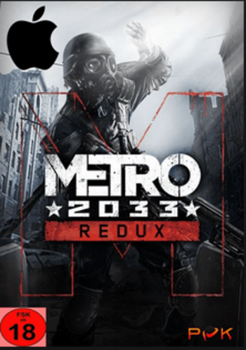 Metro 2033 Redux (Mac) Key kaufen und Steam Download